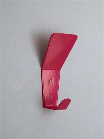 Hook up - knage, US design, jern, blank pink - ( incl. skrue og plug ).